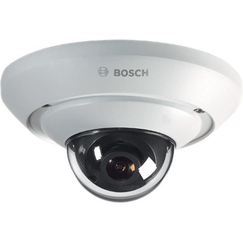 Bosch FLEXIDOME IP micro 5000 HD NUC-51022-F2M Vandal-Resistant Day/Night Outdoor Dome Camera with 2.5mm Fixed Lens (IVM Version)