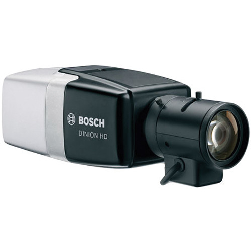 Bosch NBN-71013-BA DINION IP starlight 7000 HD Day/Night IP Box Camera with IVA (No Lens)