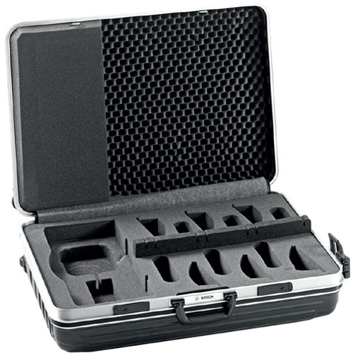 Bosch CCS 1000 D Transport Case for Up to Six Discussion Devices & One Control Unit