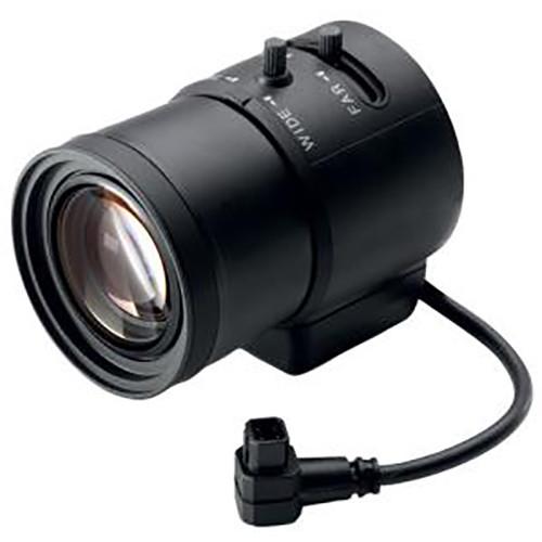 "Bosch 1/1.8"" C-Mount 12 to 50 mm F1.6 MP IR-Corrected Varifocal Lens"