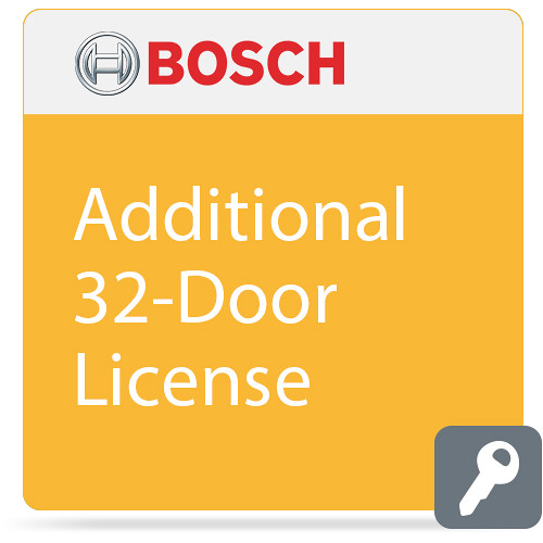 Bosch Additional 32-Door License