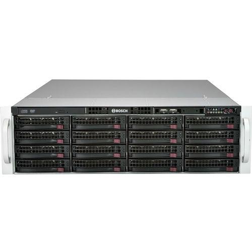 Bosch DIVAR IP 6000 Series 128-Channel NVR with 48TB HDD (3 RU)