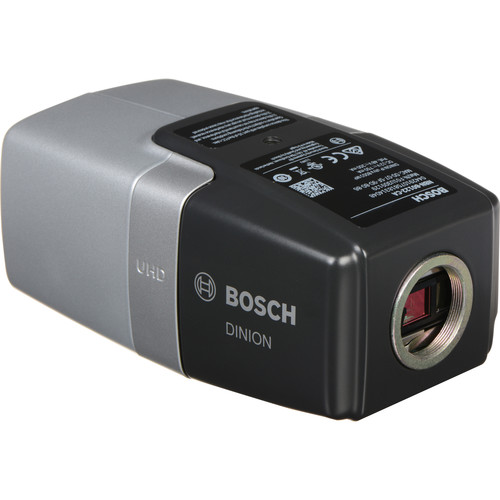 Bosch DINION IP Ultra NBN-80122-CA 12MP PoE Box Camera (No Lens)