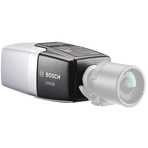 Bosch DINION IP Starlight 6000 1080p Hybrid Box Camera (No Lens)