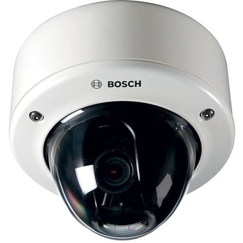 Bosch FLEXIDOME Starlight IP 6000 VR 1080p Hybrid Surface Dome Camera with 3 to 9mm Varifocal Lens