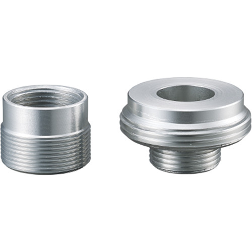"""Bosch 1.5"""" NPT Male to G3/4"""" & M33 Male Thread Adapter for Autodome IP 4000/5000 HD"""