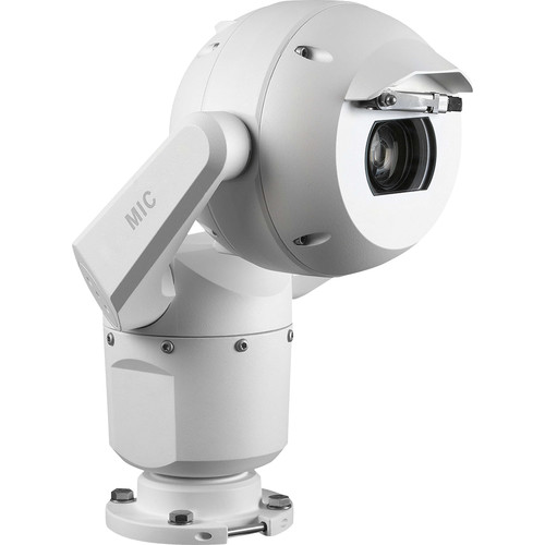 Bosch MIC IP starlight 7000 Series 2MP Vandal-Resistant Outdoor PTZ Camera (White)