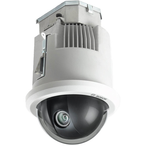 Bosch AUTODOME Starlight 7000 HD Day/Night IP Dome Camera with In-Ceiling Mount and Tinted Bubble (White)