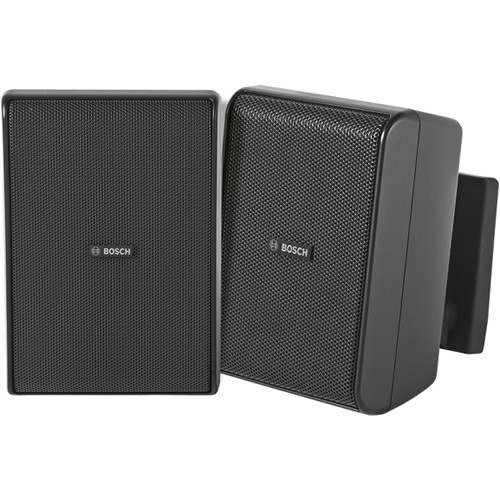 "Bosch LB20-PC75 5"" 8Ohm Cabint Speakers (Pair, Black)"
