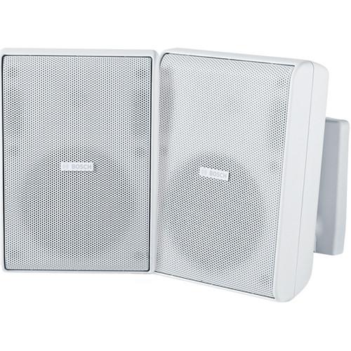 "Bosch LB20-PC75 5"" 8Ohm Cabint Speakers (Pair, White)"