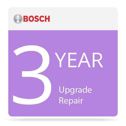 Bosch 3-Year 24x7 4-Hour POS Upgrade Repair for MHW-S380RA-SC Management Server