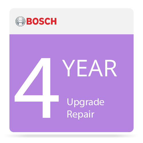 Bosch 4-Year 24x7 4-Hour POS Upgrade Repair for MHW-S380RA-SC Management Server