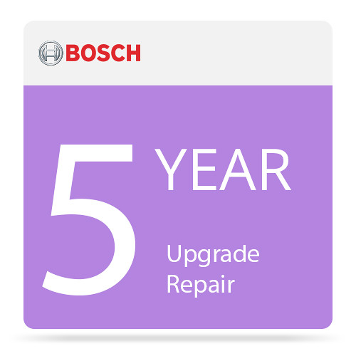 Bosch 5-Year 24x7 4-Hour POS Upgrade Repair for MHW-S380RA-SC Management Server