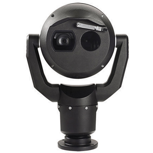 Bosch MIC IP fusion 9000i 2MP Outdoor Dual Thermal/Visible Network PTZ Camera (9 Hz, Black)
