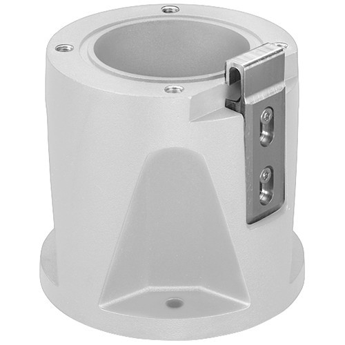 Bosch Hinged DCA Mount with Adapter for MIC IP Starlight 7000 HD Camera (White)