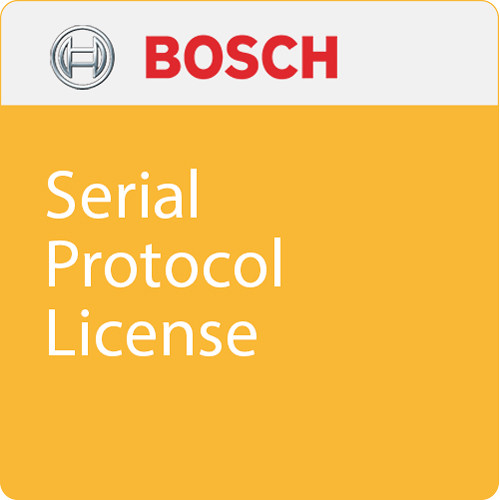 Bosch Serial Protocol License