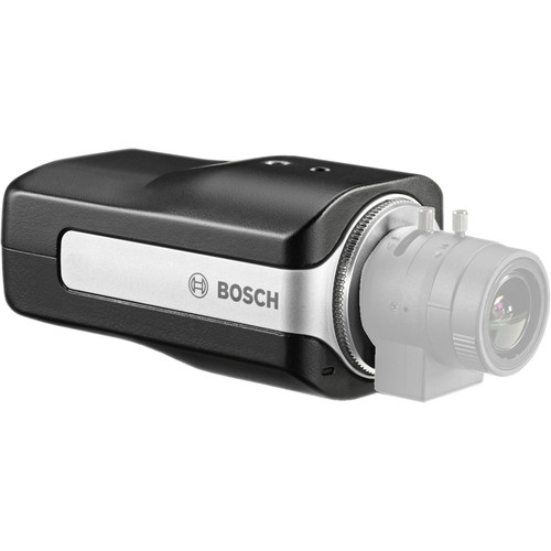 Bosch DINION IP 5000 5MP PoE Network Box Camera with 3.3-12mm Lens