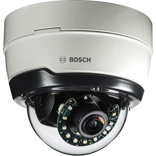 Bosch FLEXIDOME 5000i 5MP Vandal-Resistant Outdoor Network Dome Camera with Night Vision