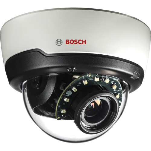 Bosch FLEXIDOME 4000i 2MP Network Dome Camera with Night Vision
