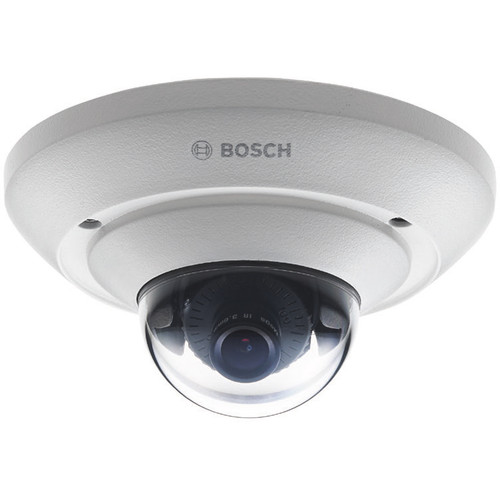 Bosch FlexiDome IP micro 2000 720p HD Indoor Network Camera with 2.5mm Lens