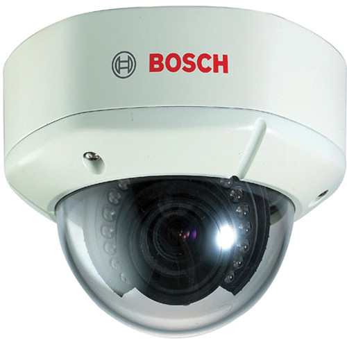Bosch Advantage Line VDI-240V03-2H IR True Day/Night Analog Outdoor IP Dome Camera with Heater (Off-White, NTSC)