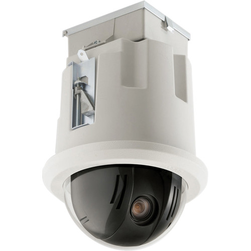 Bosch AutoDome 100 Series VG5-164-CT0 In-Ceiling Day/Night Indoor Camera with 5-50mm Lens (NTSC, White)