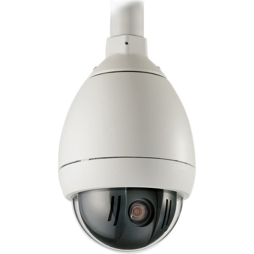 Bosch AutoDome 100 Series VG5-164-PT0 Pendant-Mount Day/Night Indoor Camera with 5-50mm Lens (NTSC, White)