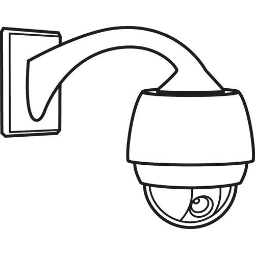 Bosch AUTODOME 7000 Outdoor Pendant Mount 28x PTZ Network Dome Camera