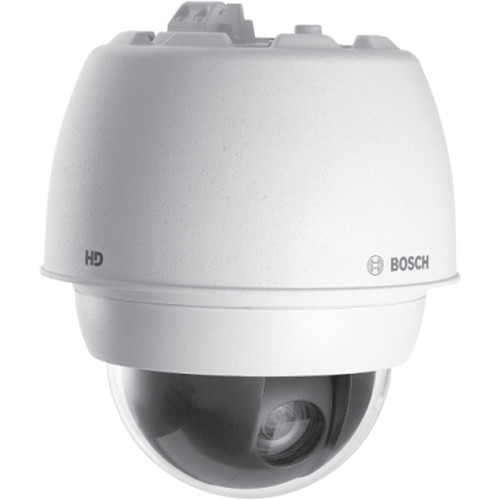 Bosch AUTODOME IP 7000 HD Pendant PTZ Dome Camera with 20x Optical Zoom and 4.7 to 94mm Varifocal Lens (White)