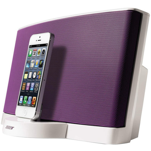 Bose SoundDock Series III Digital Music System (Purple)