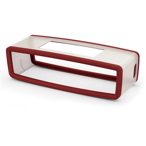 Bose SoundLink Mini Bluetooth Speaker Soft Cover (Deep Red)
