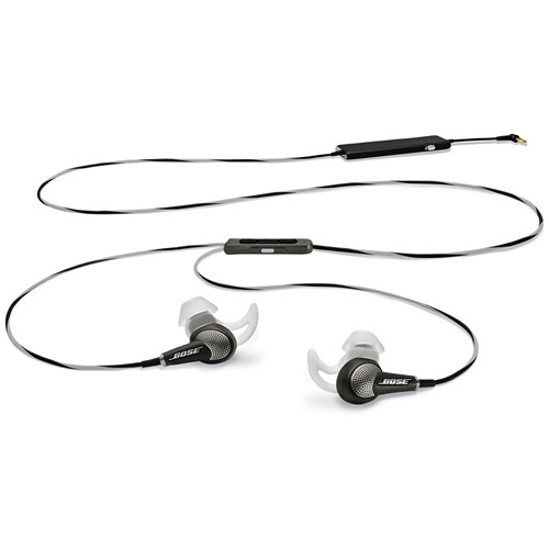 Bose QuietComfort 20 Acoustic Noise-Cancelling In-Ear Headphones (Warm Gray)
