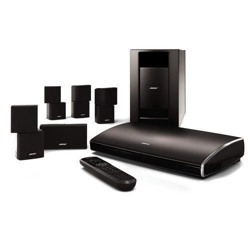 Bose Lifestyle 525 Series II Home Entertainment System (Black)