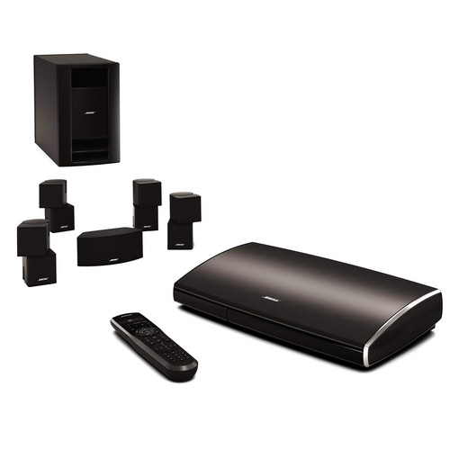 Bose Lifestyle 535 Series II Home Entertainment System (Black)