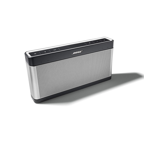 Bose SoundLink Bluetooth Speaker III (Silver)