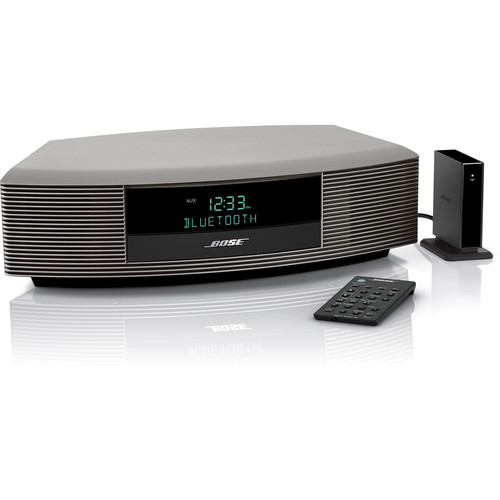 bose wave radio iii with bluetooth music adapter 626078. Black Bedroom Furniture Sets. Home Design Ideas