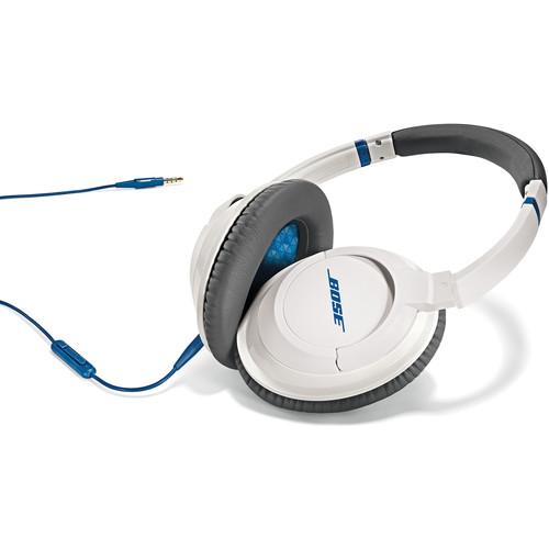 Bose SoundTrue Around-Ear Headphones (White)
