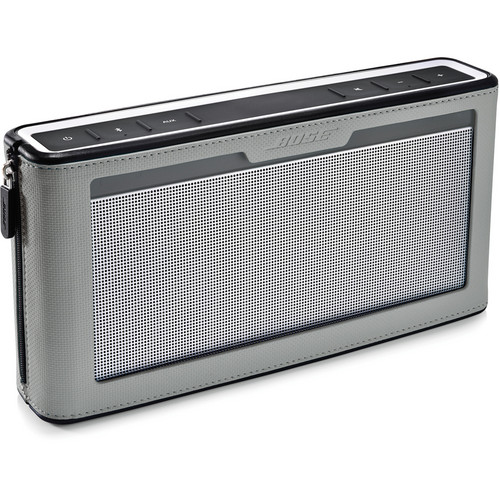 Bose SoundLink Bluetooth Speaker III Cover (Gray)