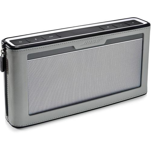 Bose SoundLink Bluetooth Speaker III Cover (Gray)