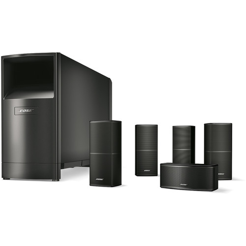 Bose Acoustimass 10 Series V Home Theater Speaker System (Black)