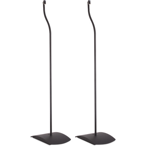 Bose UFS-20 Series II Universal Floorstands for Select Bose Systems (Pair, Black)