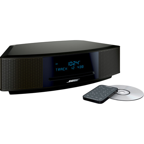 bose wave music system iv espresso black 737251 1710 b h photo. Black Bedroom Furniture Sets. Home Design Ideas