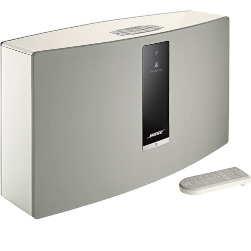 Bose SoundTouch 30 Series III Wireless Music System (White)