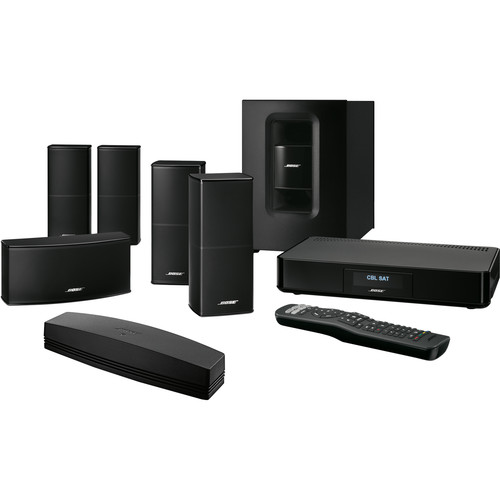 Bose SoundTouch 520 Home Theater System (Black)