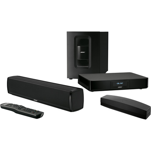Bose SoundTouch 120 Home Theater System (Black)
