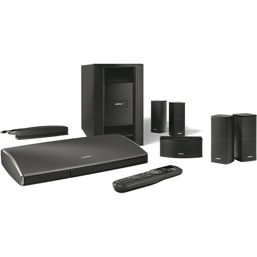 Bose Lifestyle SoundTouch 535 Entertainment System (Black)