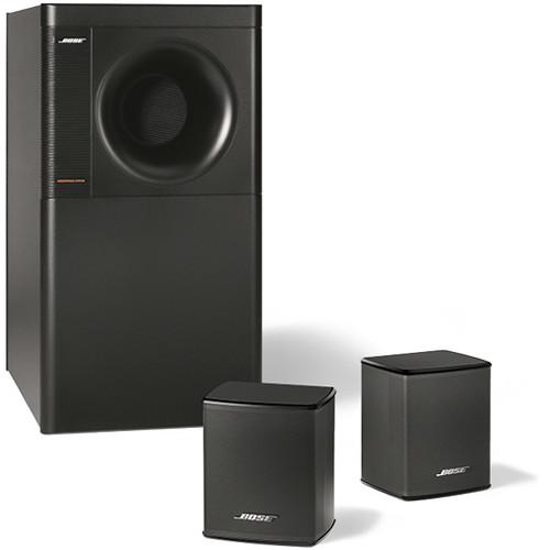 bose acoustimass 3 series v home theater speaker 741128. Black Bedroom Furniture Sets. Home Design Ideas