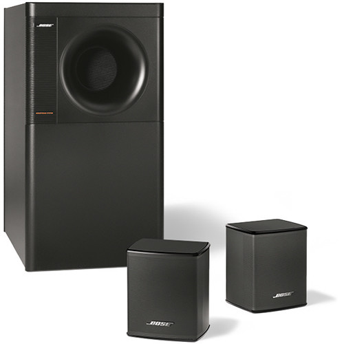 Bose Acoustimass 3 Series V Home Theater Speaker System (Black)
