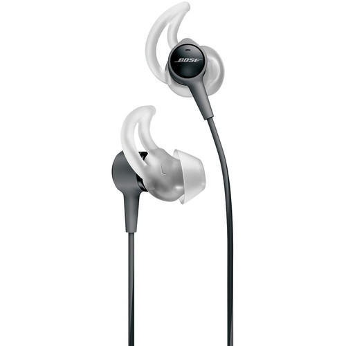 Bose SoundTrue Ultra In-Ear Headphones for Apple Devices (Black)