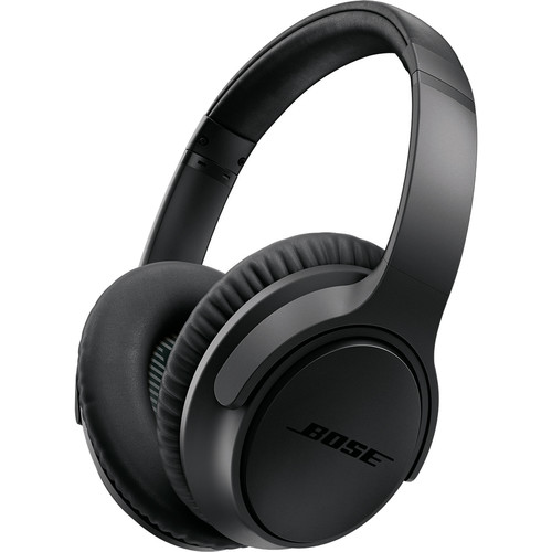 Bose SoundTrue Around-Ear Headphones II for Apple Devices (Charcoal Black)